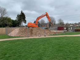 Leisure Buildings Building Work by AMJ Construction - Long Lawford